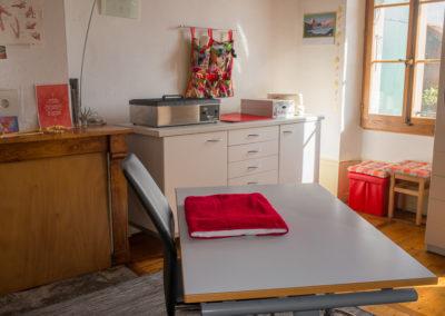 Photo du cabinet d'ergothérapie Rive Main